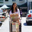 Camila Alves à Los Angeles, le 13 août 2010