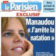Laure Manaudou : Moins d'un an après l'annonce officielle de sa retraite (septembre 2009 - cf. une du  Parisien ), et quelques mois après la naissance de sa fille Manon, la rumeur d'un retour dans les bassins provoque l'effervescence !