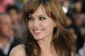 Angelina Jolie : Un festival de sourires à Londres, elle est irrésistible !