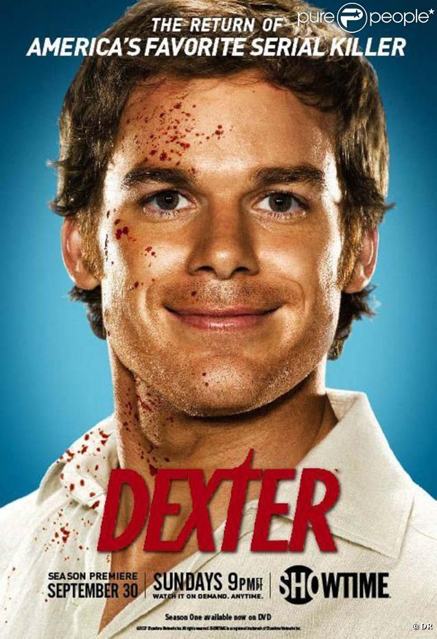 Michael C. Hall dans  Dexter