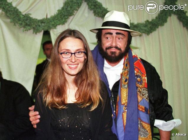 Nicoletta mantovani et luciano pavarotti for Nicoletta mantovani pavarotti