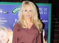 Pamela Anderson change complètement sa façon de vivre : elle s'habille !