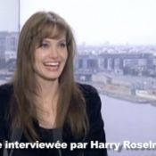 Zapping : Quand Beyoncé chute, Harry Roselmack drague Angelina Jolie !