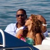 Beyoncé et Jay-Z : Vacances au soleil terriblement romantiques... et avec un petit garçon !