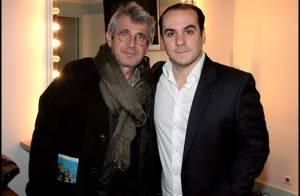 PHOTOS : François-Xavier Demaison devant un parterre de stars à l'Olympia