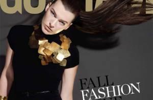 Milla Jovovich : Actrice ou top model ? Elle ne semble pas vouloir choisir !