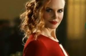 Nicole Kidman use de ses charmes pour un produit pas comme les autres...