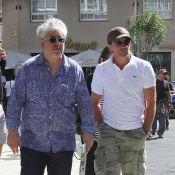 Antonio Banderas affiche sa belle complicité avec son mentor Pedro Almodovar !