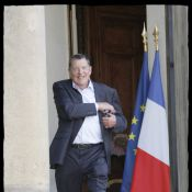 Pour Jean-Claude Camus, le producteur de Johnny Hallyday, l'Elysée est trop petit...