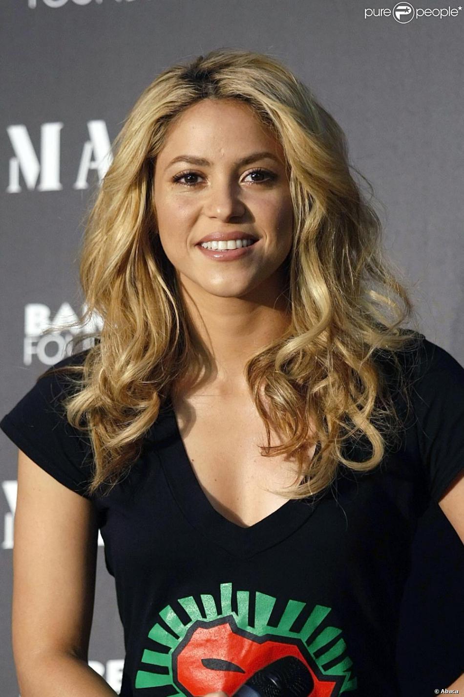 Shakira est aujourd'hu...