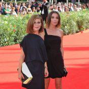 Les jambes interminables d'Elodie Bouchez et l'épaule nue de Marina Foïs : le glamour à la française !
