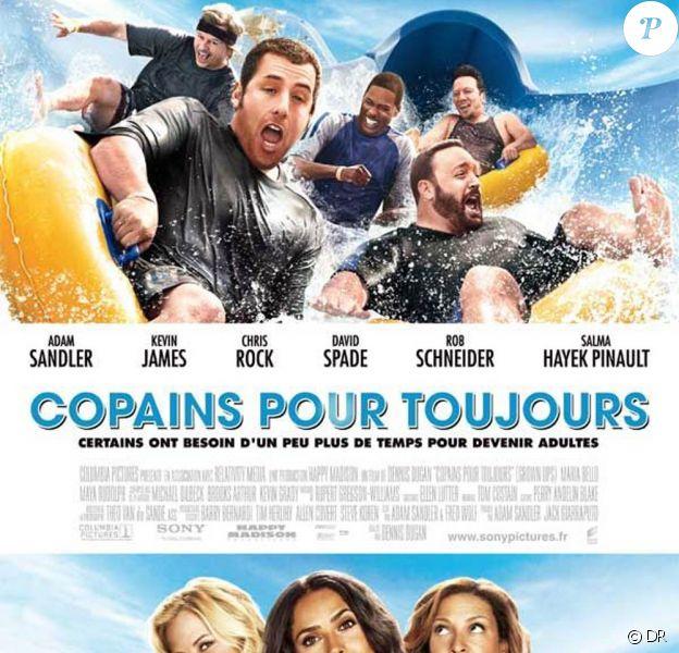 Des images de Copains pour toujours, en salles le 8 septembre 2010.