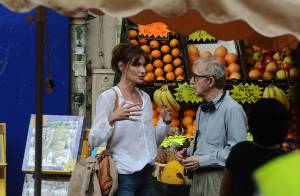 Carla Bruni : Woody Allen à la rescousse de l'actrice en herbe, victime de nombreuses rumeurs !
