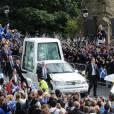 Benoît XVI de passage au Royaume-Uni
