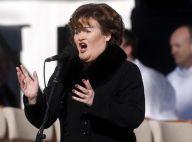 Susan Boyle a enfin réalisé son rêve : chanter pour le pape ! Laurent Gerra aussi...