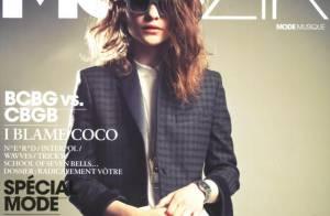 Coco Sumner : La fille de Sting, jolie mutine au look rock, se dévoile totalement...