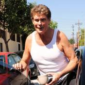 Dancing With The Stars : David Hasselhoff, à fond dans ses répétitions, se prend pour Patrick Swayze !