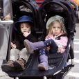 Les jumeaux de Julia Roberts, Phinnaeus et Hazel