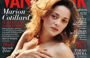 Marion Cotillard : Sa beauté gâchée par la presse italienne !