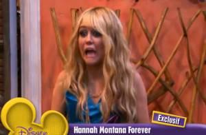 Miley Cyrus : Hannah Montana va connaître son épilogue... Regardez le teaser de la saison 4 !