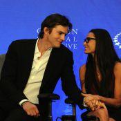 Demi Moore et Ashton Kutcher : Face aux vilaines rumeurs, ils s'affichent passionnément amoureux !