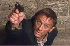 PHOTOS : Daniel Craig, 'Je suis James Bond, je ne suis pas en train de lui ressembler'