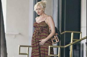 PHOTOS : Gwen Stefani porte bien la grossesse... et les vêtements qui vont avec !