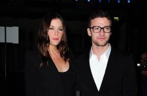 Liv Tyler et Justin Timberlake très glam'rock pour une Fashion Week au top !