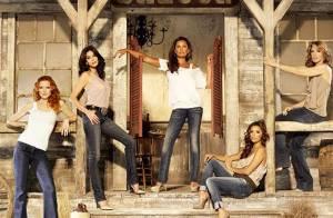 Desperate Housewives : Teri Hatcher se met en scène... sur un site coquin !