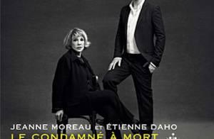 Etienne Daho et Jeanne Moreau : duo chic pour un condamné !