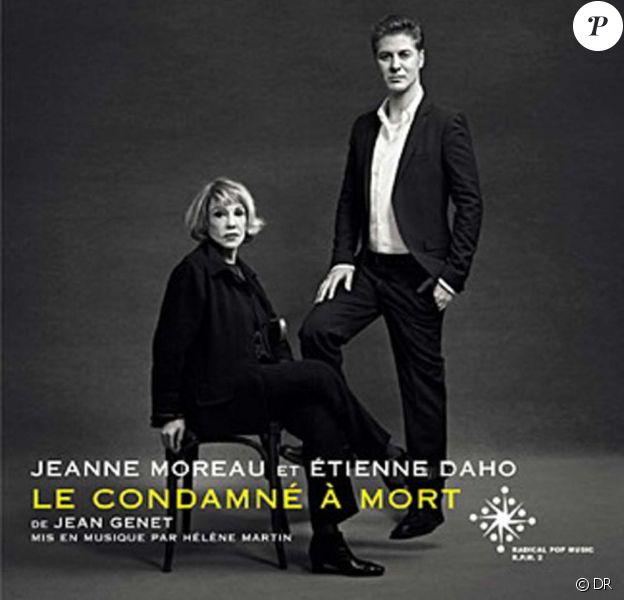 Etienne Daho et Jeanne Moreau - Le condamné à mort - disponible le 2 novembre 2010