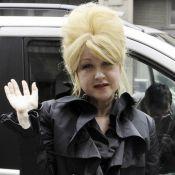 Quand Cyndi Lauper perd 20 ans et se métamorphose en... Kelly Osbourne !