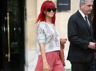Rihanna : Toujours à Paris, elle part en virée shopping !