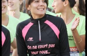 Quand Estelle Denis mouille le maillot avec Marie-José Pérec !
