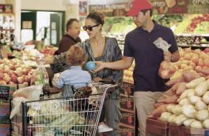 Jessica Alba : En tenue du dimanche, une mère de famille ordinaire !