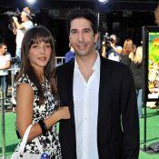 David Schwimmer s'est marié avec la jolie Zoe Buckman !