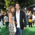 David Schwimmer et sa femme Zoe Buckman