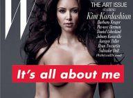 Kim Kardashian ne sait faire qu'une chose : se mettre toute nue !