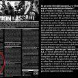 L'interview polémique de Lefa dans  International Hip Hop , juin 2010