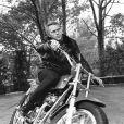 Steve McQueen dans  La grande évasion.