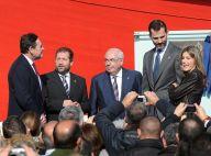 Letizia d'Espagne retrouve son sourire et sa classe légendaires...