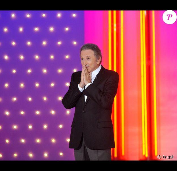 Michel Drucker reprendra Champs-Elysées dès le samedi 13 novembre 2010