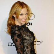 Quand Kylie Minogue et Sharon Stone minaudent devant le sexy Gabriel Aubry !