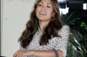 Eva Mendes : Au naturel, elle laisse exploser son charme !