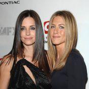 """Courteney Cox, en pleine rupture : """"Je peux compter sur Jennifer Aniston..."""""""