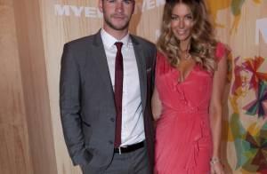 Le boyfriend de Miley Cyrus s'affiche au côté de la torride Miss Univers 2004 !
