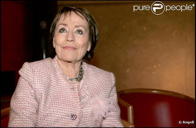 Annie Girardot en 2006