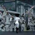 Images extraites du clip  Poison  de Nicole Scherzinger, novembre 2010