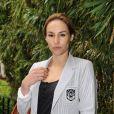 La ravissante Vanessa Demouy a posé pour La Ligue Contre le Cancer.
