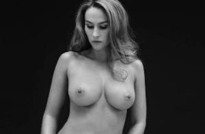 Vanessa Demouy s'affiche nue pour la bonne cause... et c'est sublime !